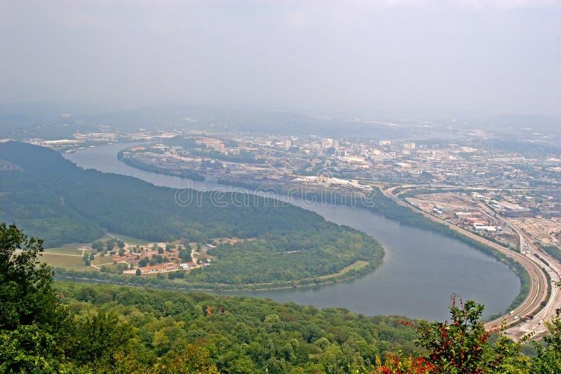 rzeka Tennessee obrazy royalty free