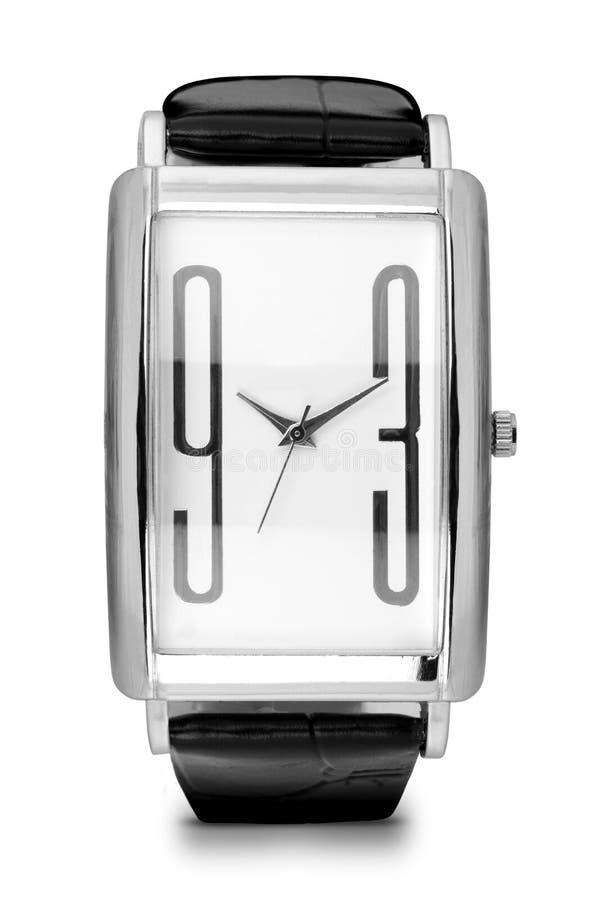 rzemiennej patki zegarka nadgarstek obraz stock