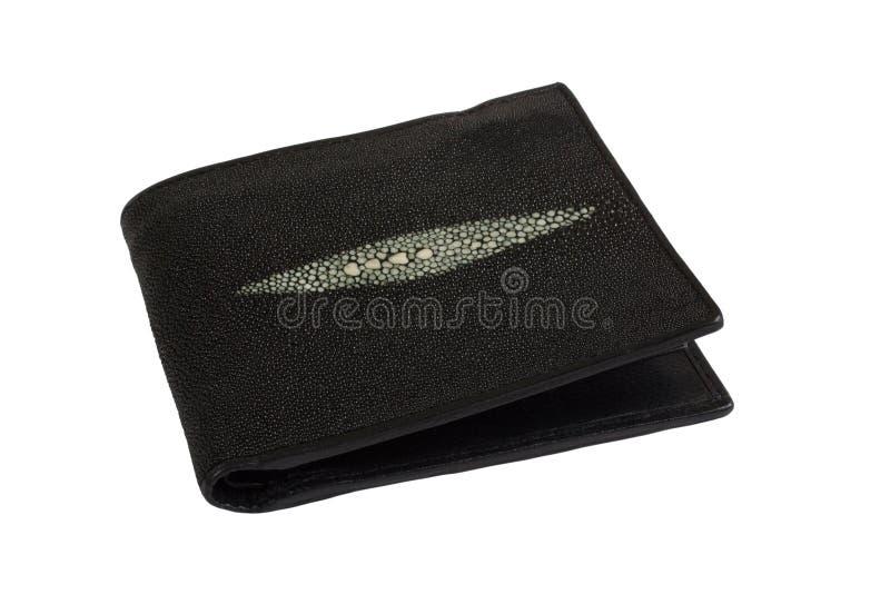 rzemienny portfel zdjęcie royalty free
