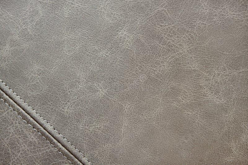 Rzemienny tekstury tło zdjęcia royalty free