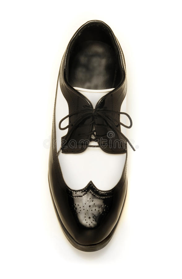 rzemiennych mężczyzna patentowy s buta brzmienie dwa zdjęcia royalty free