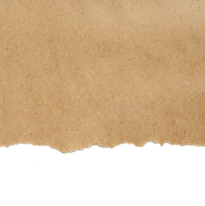 Rzemiosła papierowy tło zdjęcia stock