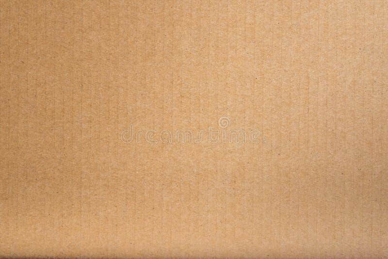Rzemiosło brown papieru tekstury tło obrazy stock