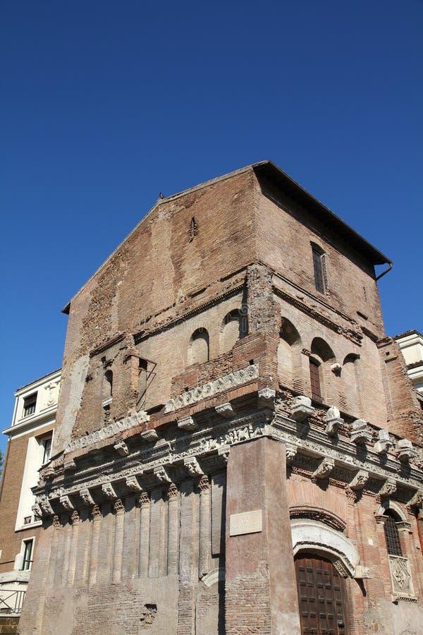 Rzym architektura zdjęcie royalty free