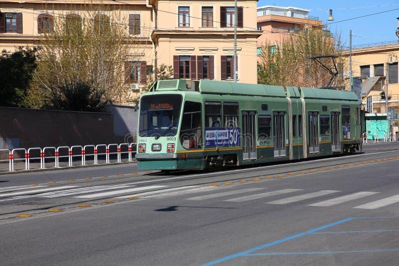 Rzym transport publiczny zdjęcia royalty free