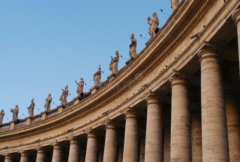rzym Watykanu zdjęcie royalty free