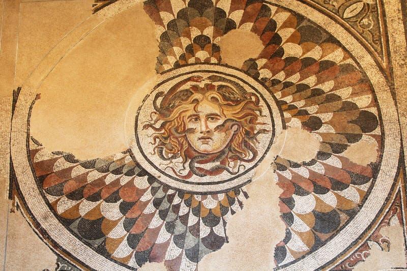 Rzymska mozaika zdjęcia royalty free