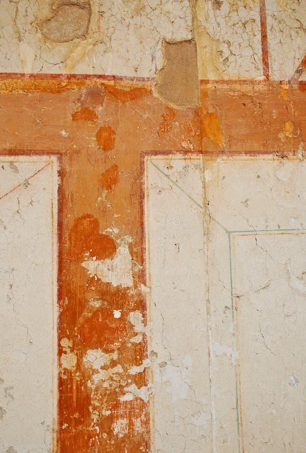 rzymska tekstury ściany obrazy royalty free