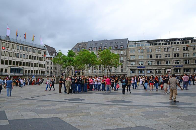Download Sábado en Colonia imagen editorial. Imagen de europa - 42430355
