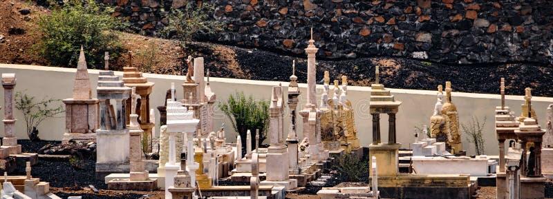 São Felipe, Fogo, Cabo Verde foto de archivo libre de regalías