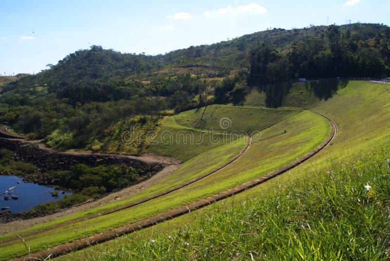 São José faz Rio Pardo São Paulo Brasil fotografia de stock