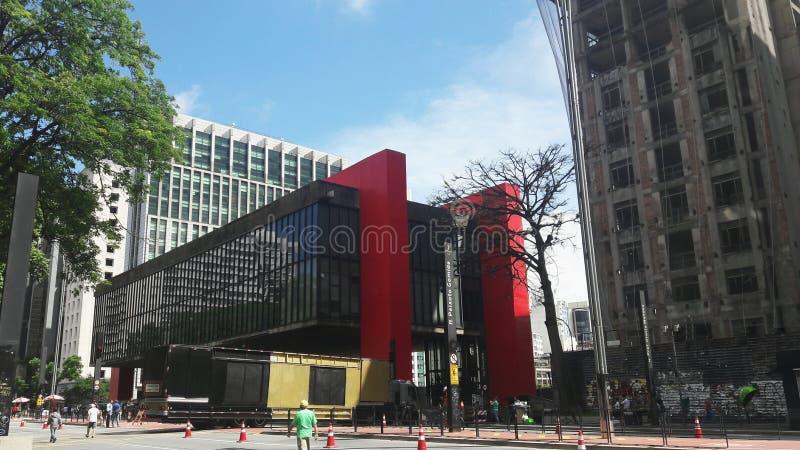 São Paulo fotografia stock