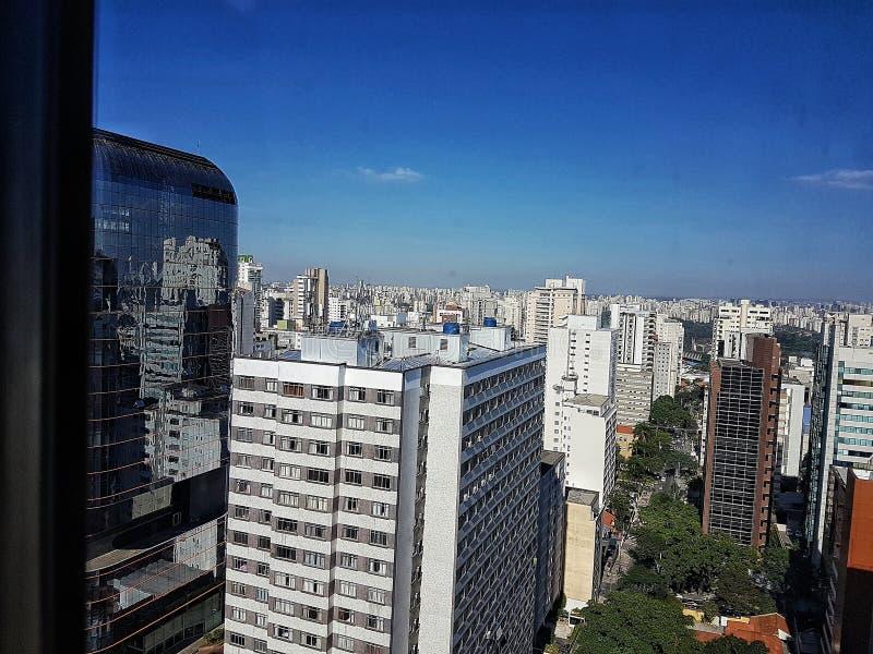 São Paulo photographie stock libre de droits