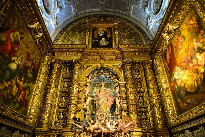 São Roque Church, Lisbonne, Portugal photographie stock