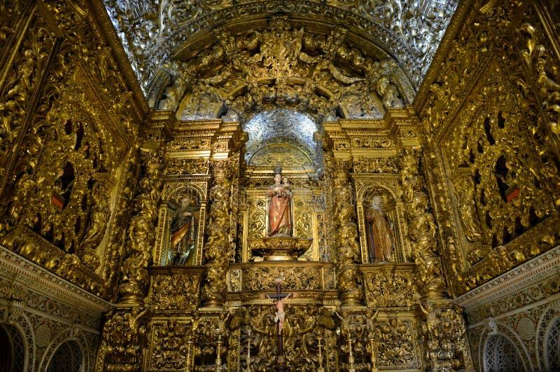São Roque Church, Lisbonne, Portugal photographie stock libre de droits