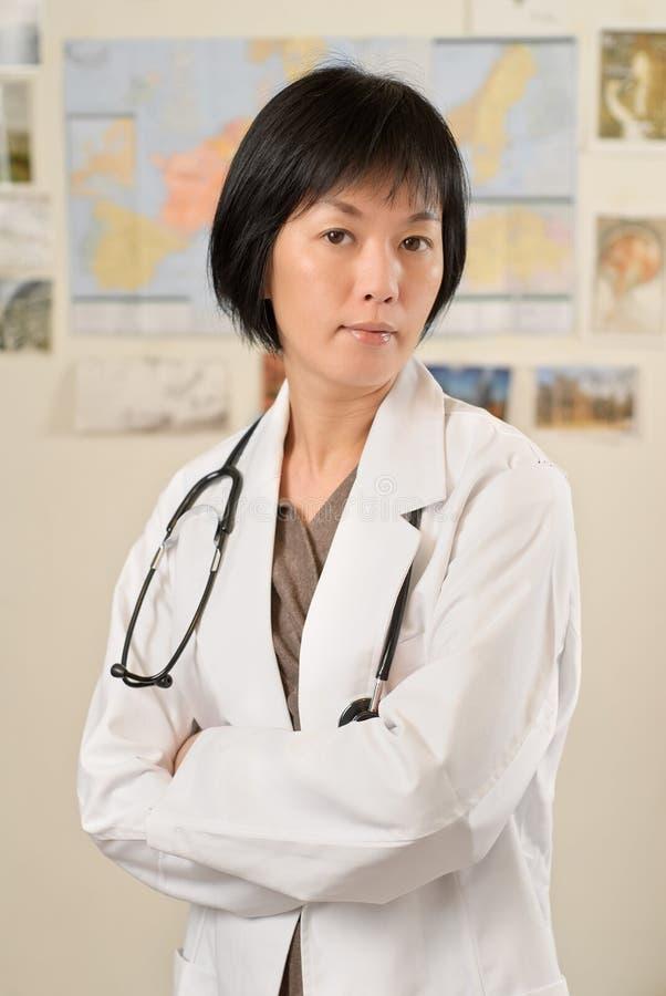 säker doktorsmedicin arkivfoton