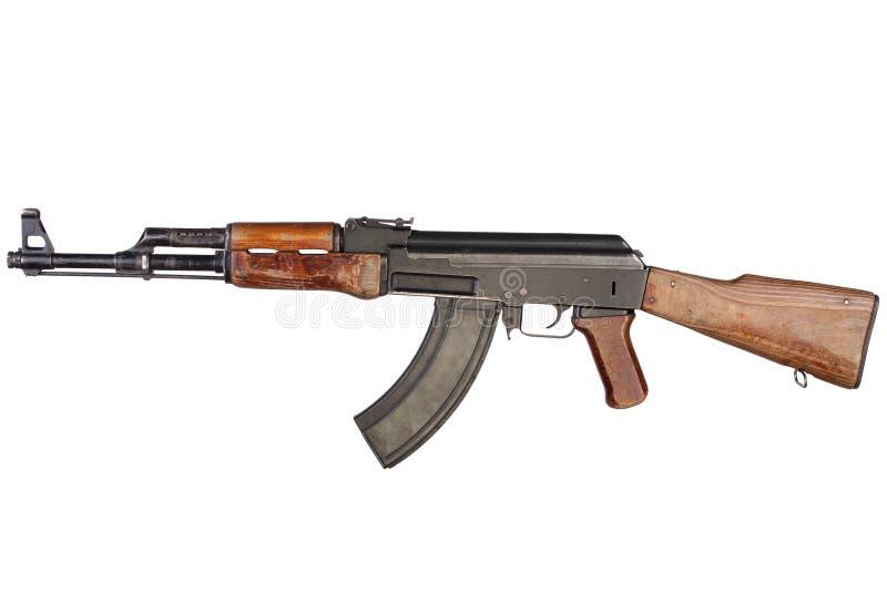 Sällsynt första modell AK - gevär för anfall 47 fotografering för bildbyråer