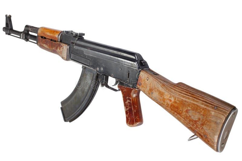 Sällsynt första modell AK - gevär för anfall 47 arkivfoton