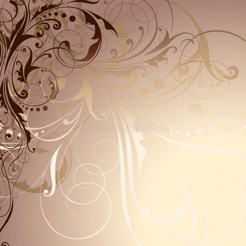 Säsongsbetonad bakgrund stock illustrationer