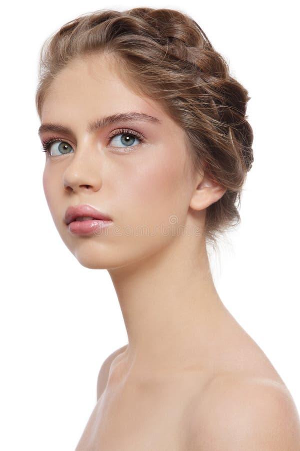 Säubern Sie Schönheit lizenzfreies stockfoto