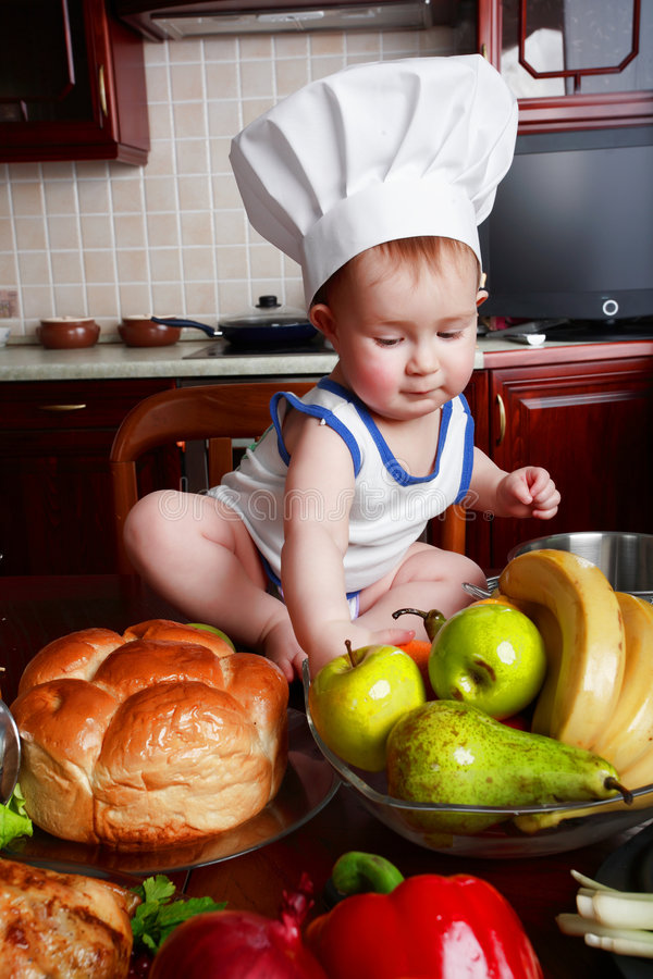 Säuglingsnahrung lizenzfreie stockfotografie