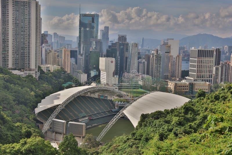 SÅ KON PO, Hong Kong Stadium royaltyfria bilder