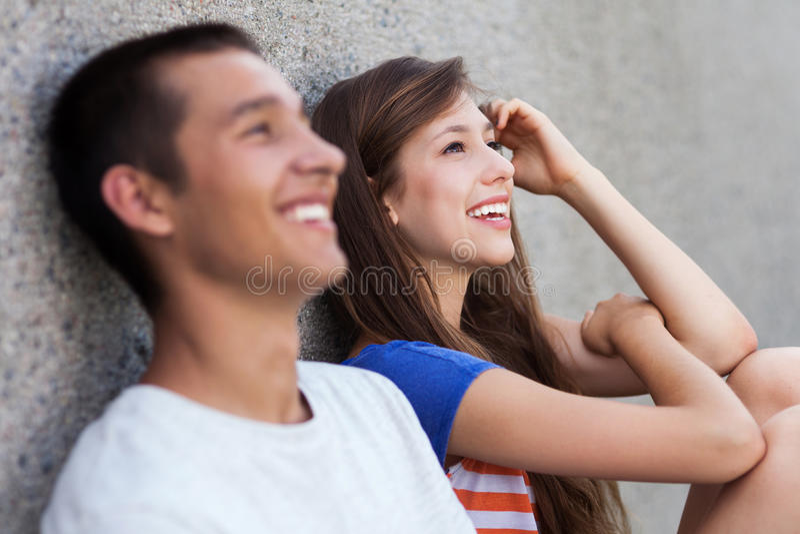 Séance d adolescent de couples
