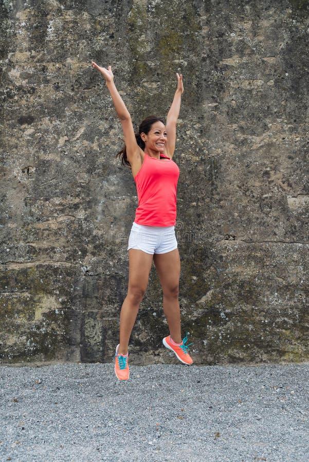 Séance d'entraînement et mode de vie réussis de forme physique photos stock