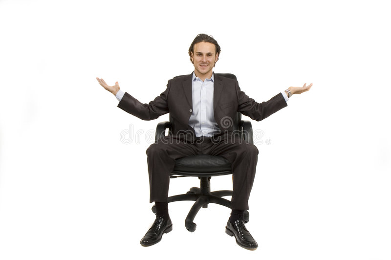 Séance de CEO images libres de droits