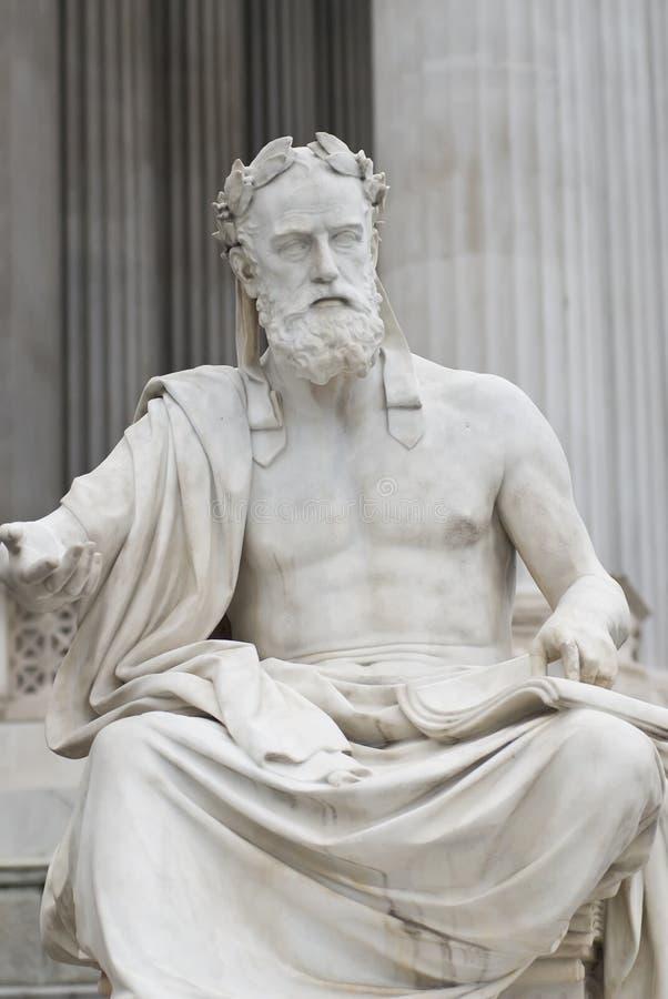 séance de philosophe image stock