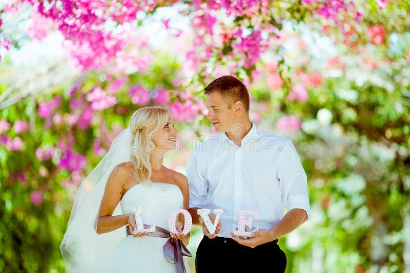 Séance photos de mariage photos stock