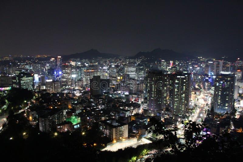 Séoul photographie stock libre de droits