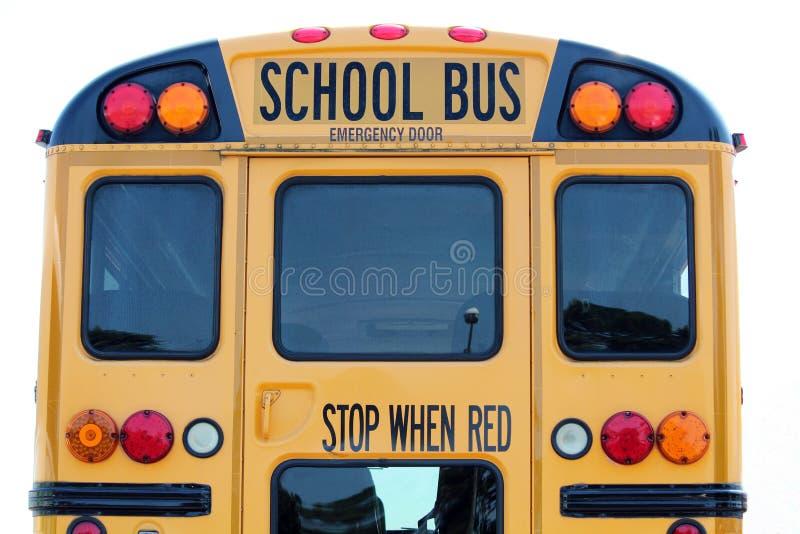 Série d'autobus scolaire - 1 image libre de droits