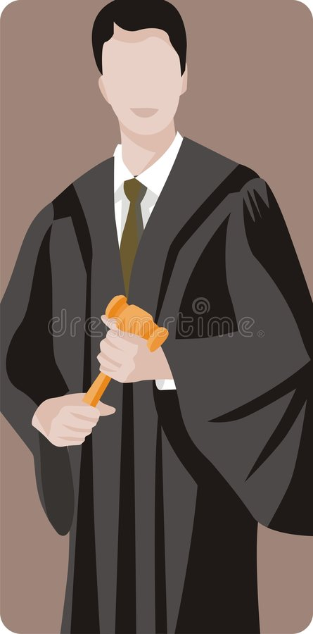 Série d'illustration de profession illustration libre de droits