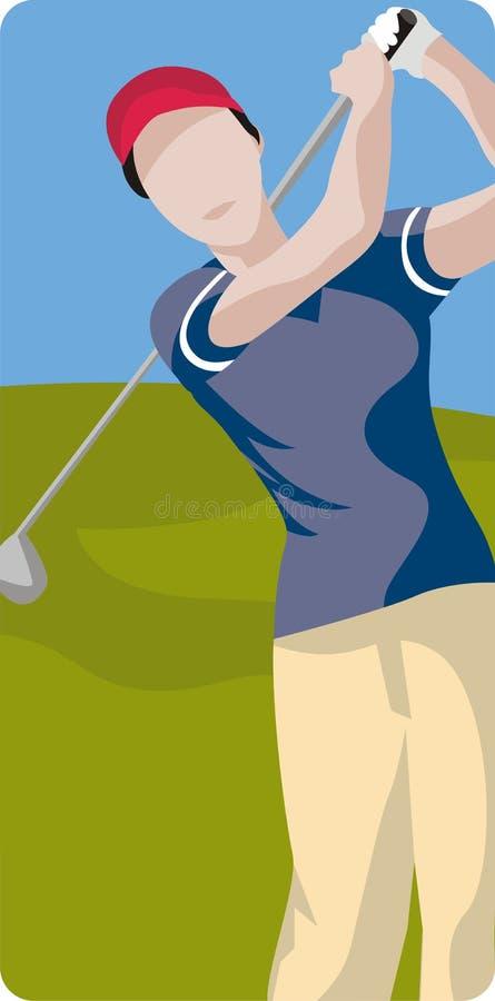Série d'illustration de sport illustration libre de droits