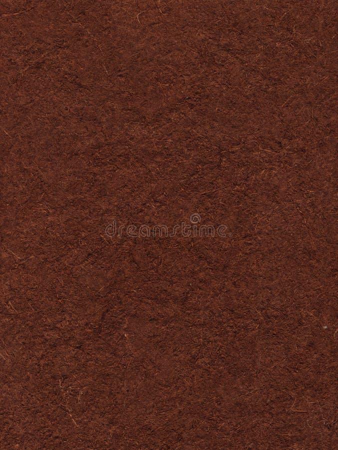 Série da textura - Brown escuro imagem de stock royalty free