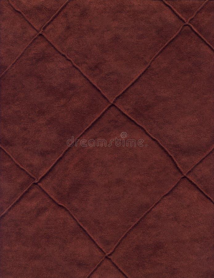 Série da textura - falsifique a camurça fotos de stock royalty free