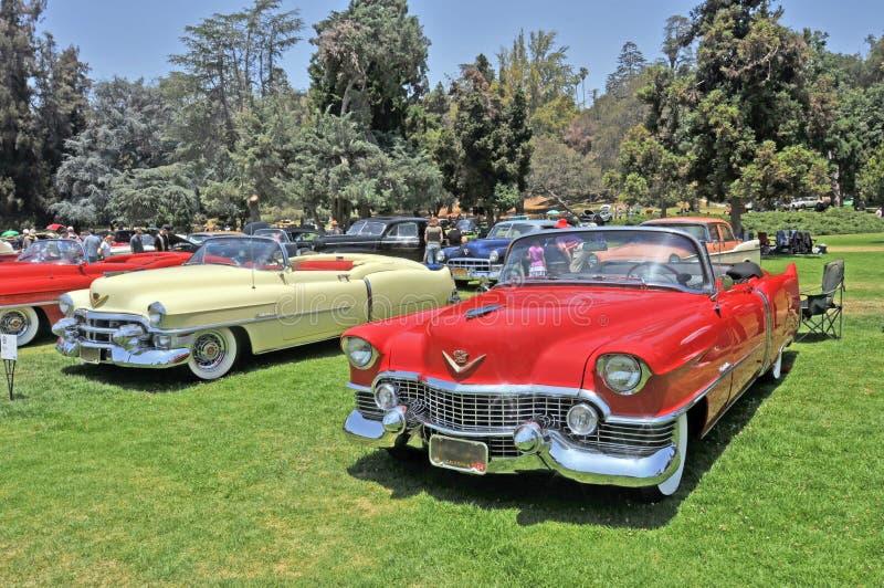 Série 62 de Cadillac photo libre de droits