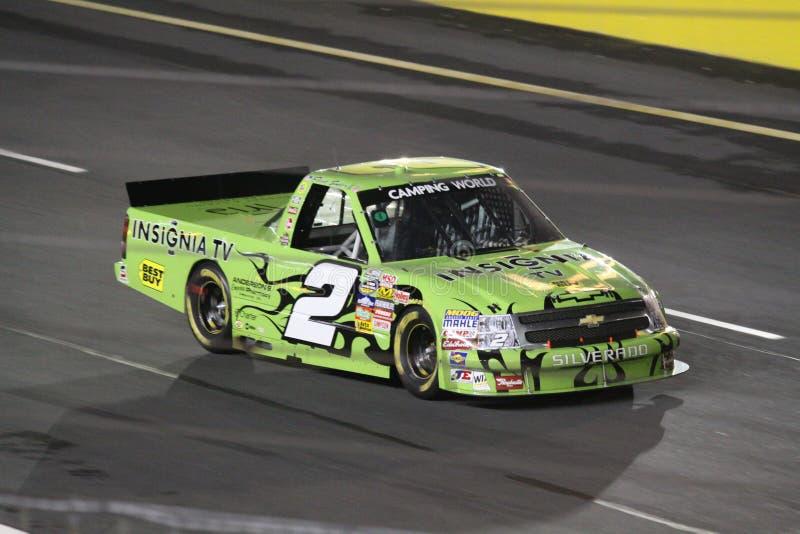 Série de camion d'Elliot Sadler Charlotte NASCAR 2 KHI photos libres de droits