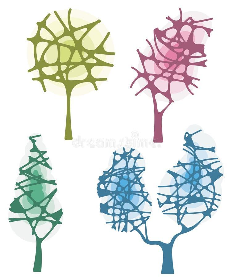 Série de conception d'arbre