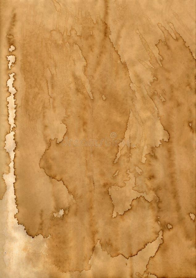 Série de papier 12 de cru image libre de droits