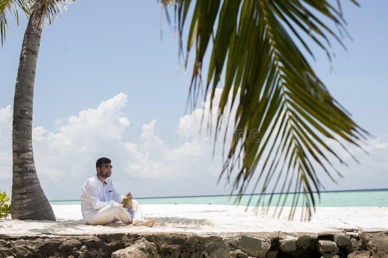 Série des Maldives photo libre de droits