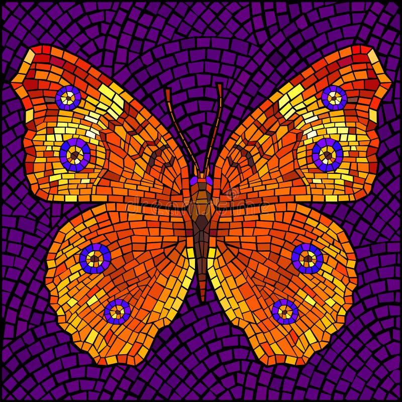 Série do mosaico ilustração do vetor