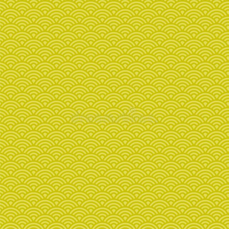 Série sem emenda abstrata da telha do papel de parede ilustração royalty free