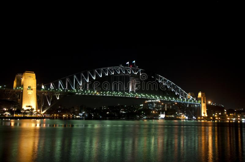 Sydney Harbour Bridge Series Photos Stock