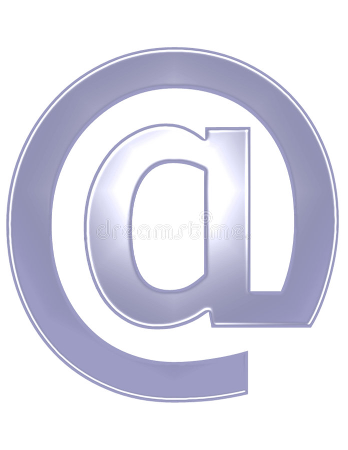 @ símbolo imagem de stock royalty free
