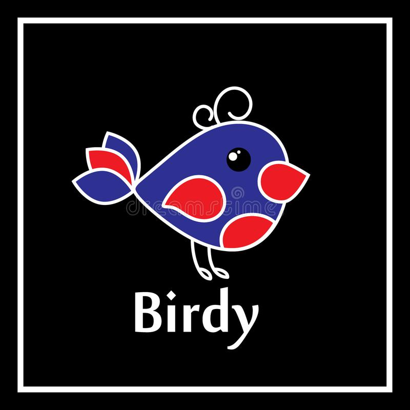 Símbolo birdy libre illustration