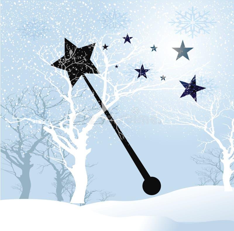 Símbolo da estrela ilustração stock