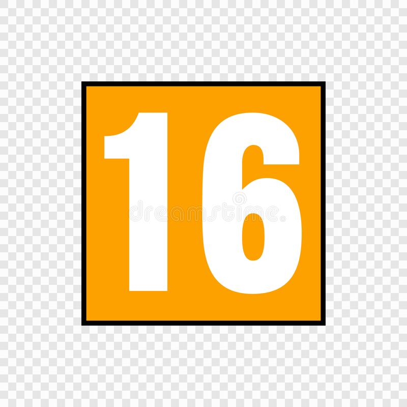 Símbolo de avaliação do índice do jogo de vídeo ilustração royalty free