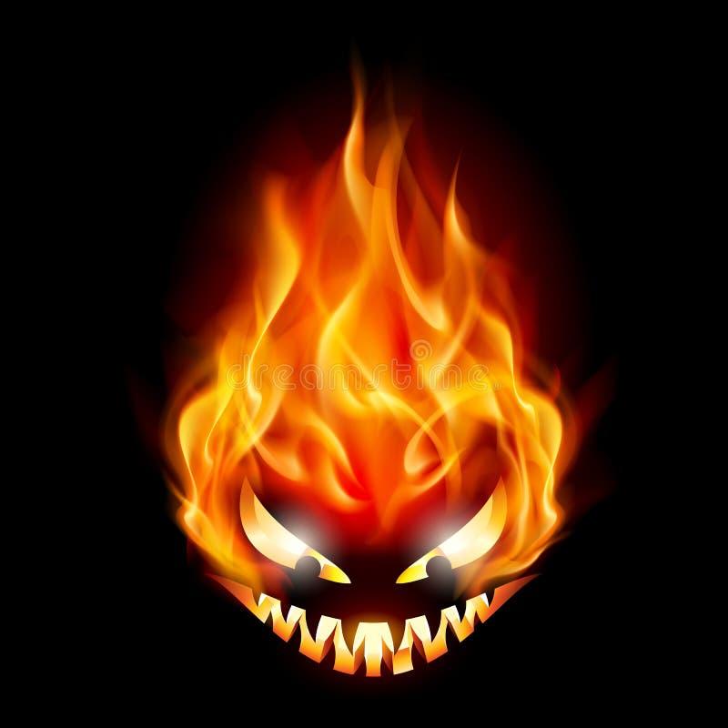 Símbolo de Halloween ilustração royalty free